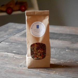 Blue Door Barns Granola 'Made With Love'